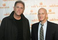 Allan Havey and David Nish at the Safe Horizon's