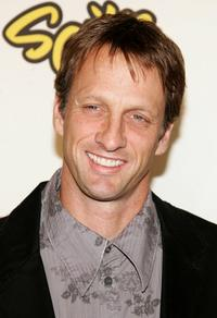 Tony Hawk at the Spike TV