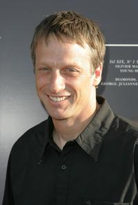 Tony Hawk at the Hollywood Life magazine's 10th Annual Young Hollywood Awards.