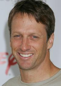 Tony Hawk at an event