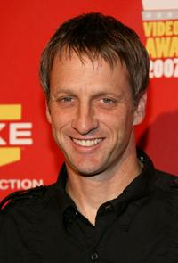 Tony Hawk at the Spike TV's 2007