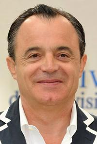 Marc Rioufol at the photocall of television series