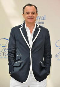 Marc Rioufol at the photocall of