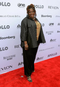 Ebony Jo-Ann at the 2011 Apollo Theater Spring Gala in New York.
