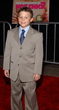 Matt Weinberg at the premiere of