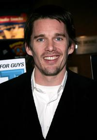 Ethan Hawke at the screening of