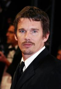 Ethan Hawke at the premiere of
