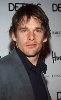 Ethan Hawke at the opening night of