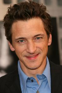 John Hawkes at the premiere of