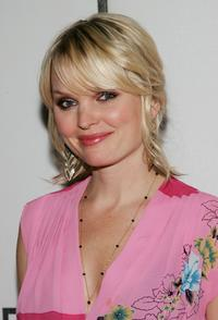 Sunny Mabrey at the Tribeca Film Festival premiere of