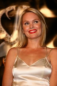 Sunny Mabrey at the premiere of