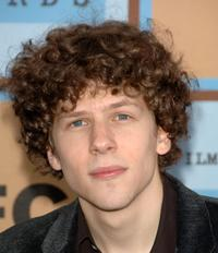 Jesse Eisenberg at the Film Independent's 2006 Independent Spirit Awards.