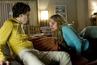Jesse Eisenberg and Amber Heard in