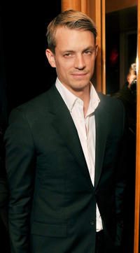 Joel Kinnaman at the New York premiere of