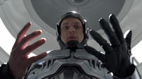 Joel Kinnaman as RoboCop in
