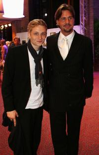 Matthias Schweighofer and Max Von Thun at the Bernhard Wicki Awards