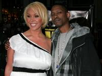 Mary Carey and Kurupt at the Los Angeles premiere of