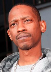 Kurupt at the Los Angeles premiere of