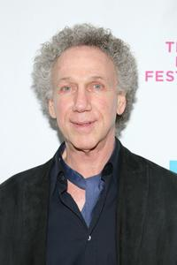 Bob Gruen at the premiere of