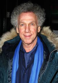 Bob Gruen at the Marky Ramone Rock Scene Collection launch.