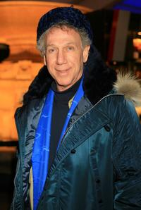 Bob Gruen at the Mercedes-Benz Fashion Week Fall 2008.