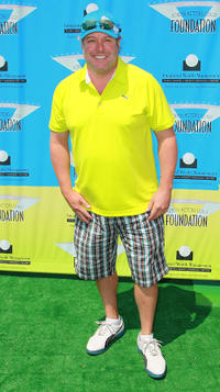 Gary Valentine at the 2nd Annual SAG Foundation Golf Classic in California.