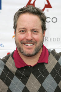 Gary Valentine at the 1st Annual Celebrity Golf Classic in California.