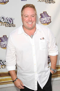 Gary Valentine at the Comedy Central's Roast Of Joan Rivers in California.