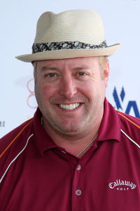 Gary Valentine at the 2nd Annual National Kidney Foundation Celebrity Golf Classic in California.