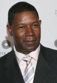 Dennis Haysbert at the