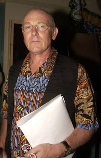 Chris Haywood at the Flickerfest 2003 International Short Film Festival.