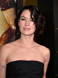 Lena Headey at the California premiere of