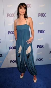 Lena Headey at the 2008 FOX Upfront.