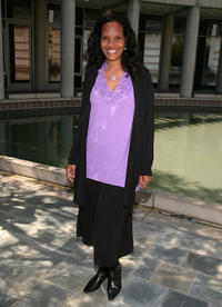 Shari Headley at the 1st Historic Health Summit Kick-Off Luncheon in California.