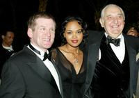 Anthony Heald, Sharon Leal and Fyvush Finkel at the Diversity Awards 10th Anniversary Celebration.
