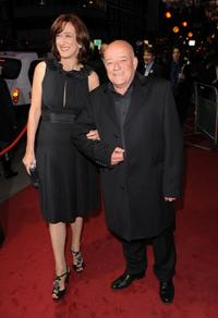 Hadyn Gwynne and Tim Healy at the