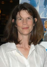 Ann Hearn at the premiere of