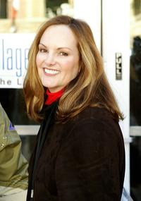 Patricia Hearst at the 2004 Sundance Film Festival.