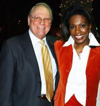 Conrad Bachmann and Sheryl Lee Ralph at the