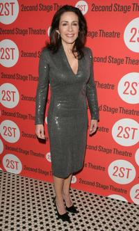 Patricia Heaton at the after party of the Second Stage Theatre opening night of