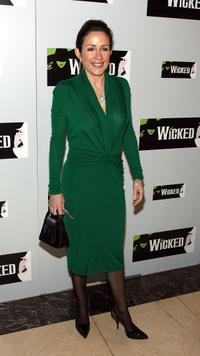 Patricia Heaton at the opening night of
