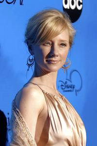 Anne Heche at the Disney/ABC Television Group All Star Party.