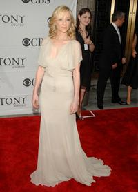 Anne Heche at the 61st Annual Tony Awards.