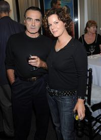 Dan Hedaya and Marcia Gay Harden at the screening of