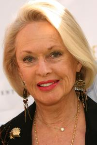 Tippi Hedren at the SAG Brunch during the Palm Springs International Film Festival.
