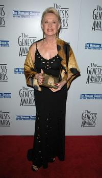 Tippi Hedren at the 21st Genesis Awards.