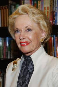 Tippi Hedren at the promotion of