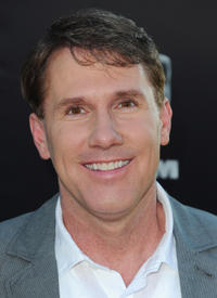 Book author Nicholas Sparks at the California premiere of