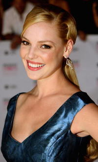 Katherine Heigl at the 33rd annual People's Choice Awards in L.A.