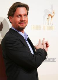 Thomas Heinze at the Tribute To Bambi charity gala.